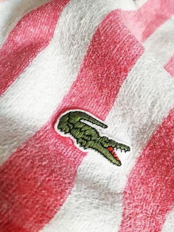 Ręcznik Lacoste plażowy 2020 - na basen/ręcznik kąpielowy