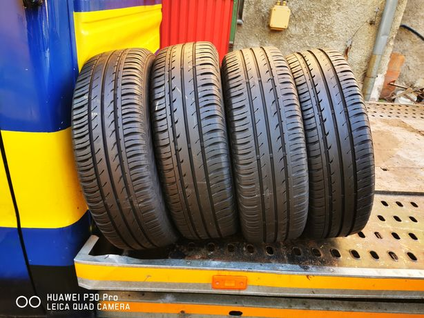 Kpl opon letnich 185/65 R15 Continental ContiEcoContact 3 88T 7,4mm