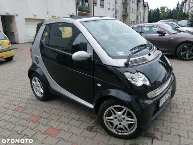 Smart Fortwo Cabrio! Klimatyzacja!
