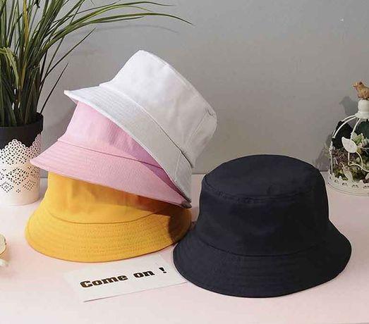 Унисекс панама (женская, мужская) панамка, шляпа, головной убор