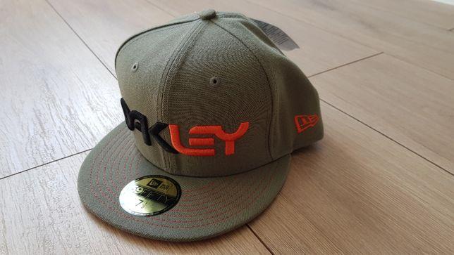 Czapka z daszkiem Oakley New Era Full Cap 7,5 59,6 cm - NOWA