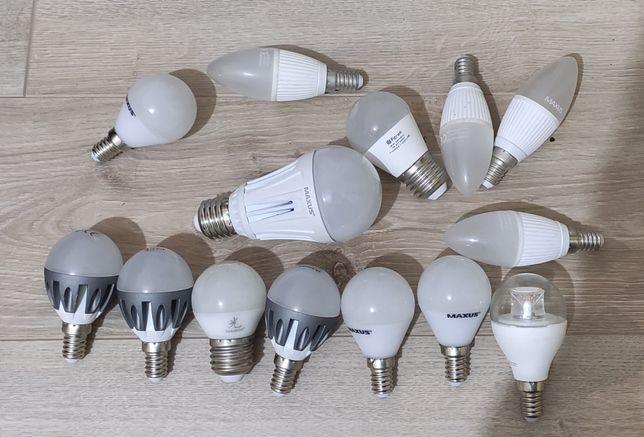 продам светодиодные led лампы maxus