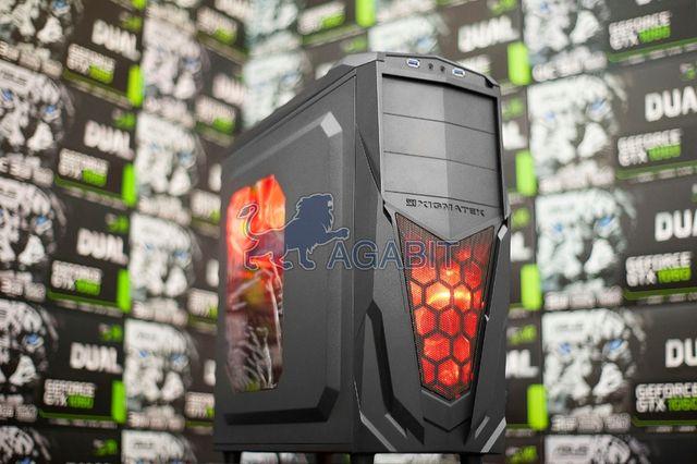 Компьютер ДИРЕКТОРА! i7+GTX1060+16GB+SSD игровой ПК системный блок