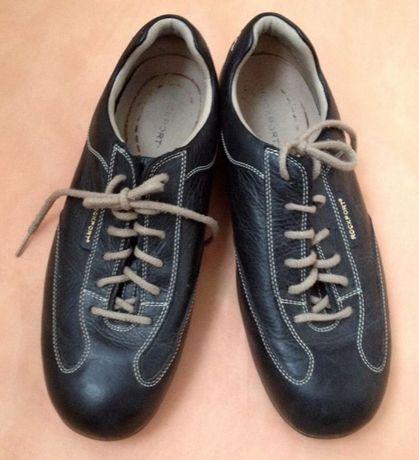 Кожаные туфли кроссовки ROCKPORT, р.45, hugo boss