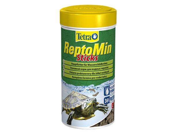 Tetra ReptoMin Sticks 100ml Dla Żółwi Wodnych 50% CENY