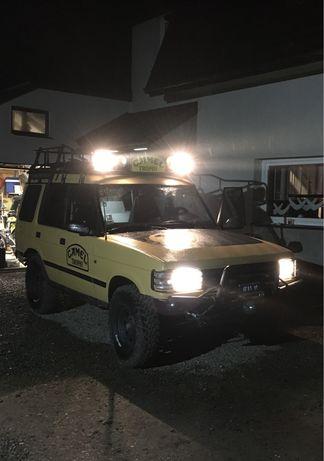 Land Rover na majówkę i nie tylko