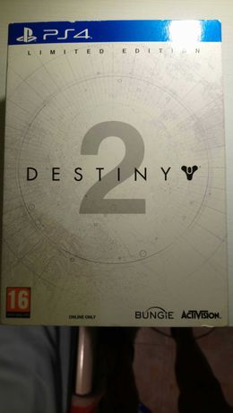 DESTINY2 Limited edition PS4