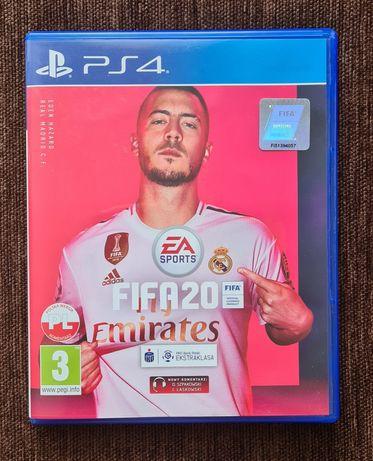 FIFA 20 wersja PL Playstation 4 PS 4