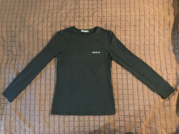 Женская футболка с длинным жіноча з довгим рукавом Baldinini Италия