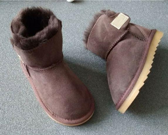 Дитячі уггі, зимове взуття