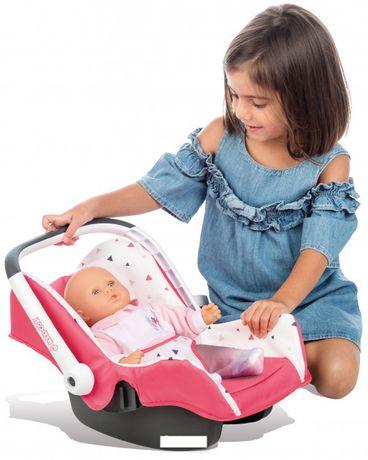 Кресло автокресло переноска для куклы Smoby Maxi-Cosi 240228