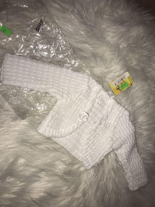Ażurkowy sweterek dla dziecka Szczecinek - image 1