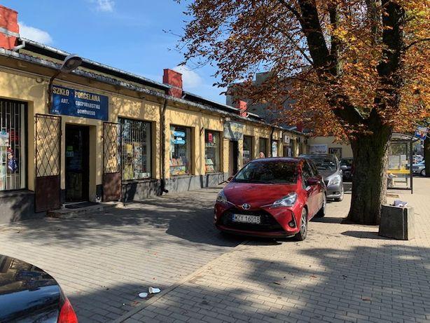 Sprzedam nieruchomość w centrum Żyrardowa, Al. Partyzantów 8 i 10,