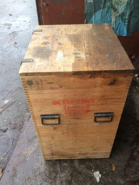 Ящик деревянный ,тара для транспортировки или хранения