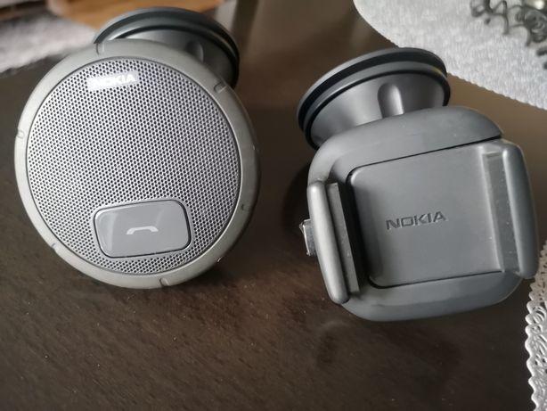 Zestaw głośnomówiący i uchwyt Nokia