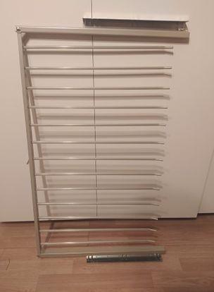 IKEA KOMPLEMENT wieszak na spodnie