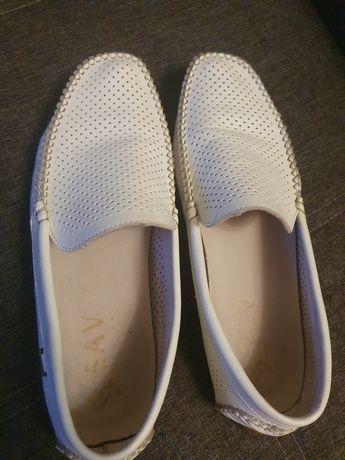 Туфли летние кожа натуральная.