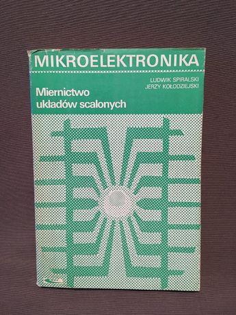 Mikroelektronika Miernictwo układów scalonych, Spiralski, Kołodziejski