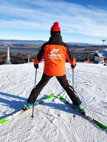 Instruktor narciarstwa : narty, biegówki, skitury, snowboard