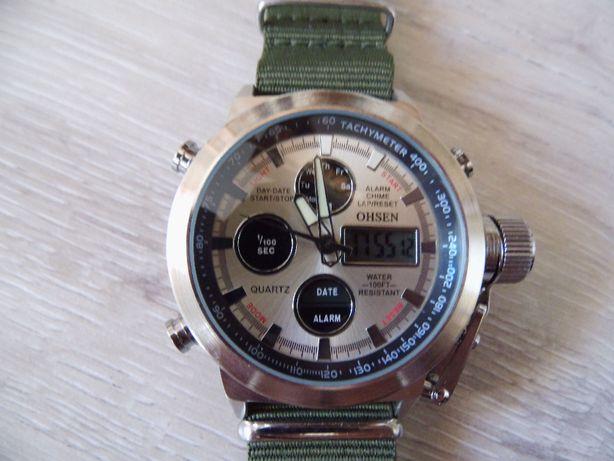 Zegarek męski prezent mikołaj