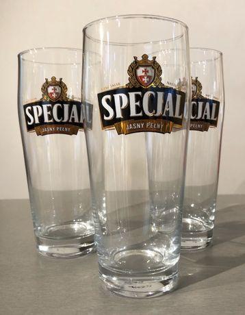 Pokale, szklanki do piwa Specjal 0,3l komplet 6 sztuk