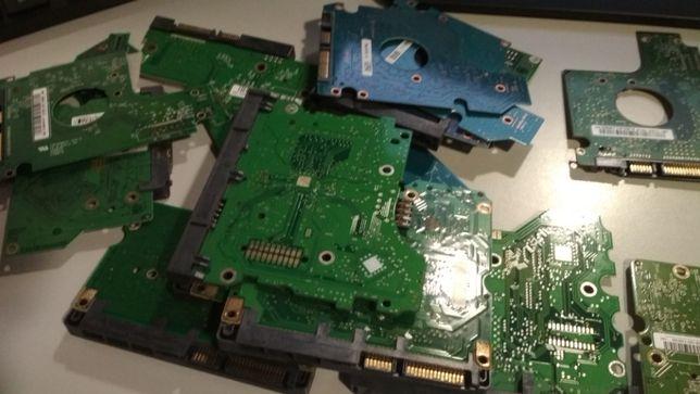 Placas - Motherboards discos SATA 2,5 e 3