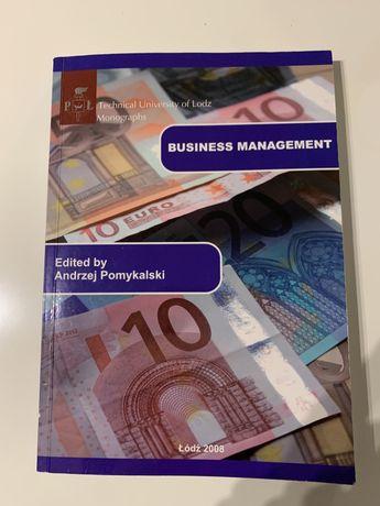 Business Management - Andrzej Pomykalski