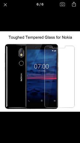 Pelicula de Vidro para Nokia 7.1 Plus