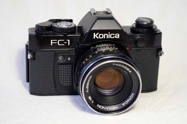 Пленочный Konica FC-1 Hexanon AR 52mm 1.8