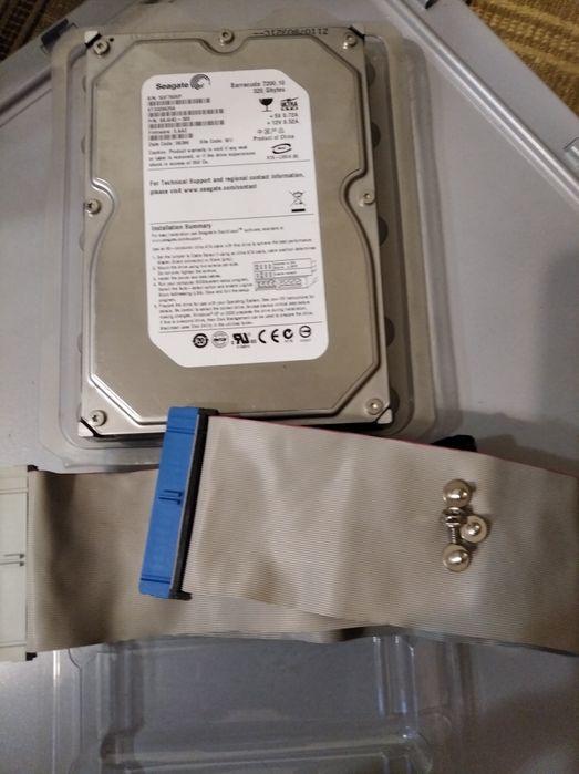 Жёсткие диски IDE (80+320) Софиевская Борщаговка - изображение 1