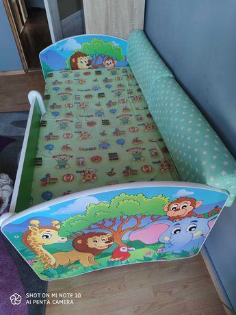 Łóżeczko dla dziecka 140x70