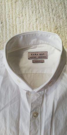 Koszula ZARA biała