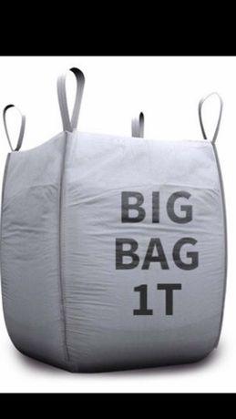 Worki typu big Bag bags Bagi NOWE 92x92x205 cm z uszami i stabilizacją