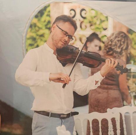 skrzypce ślub / oprawa muzyczna