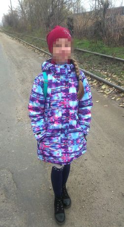 Куртка демисезон, подросток