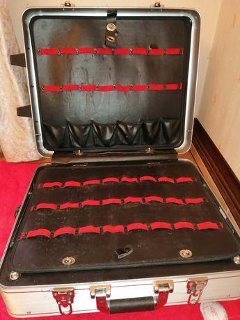Walizka GT line skrzynka narzędziowa aluminiowa kufer