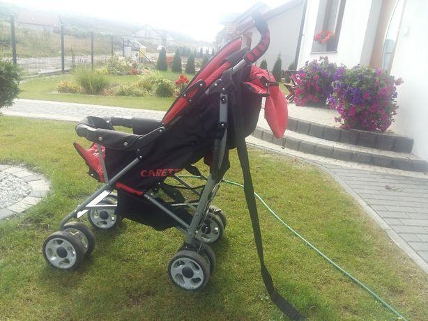 Wózek spacerowy firmy CARETERO
