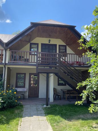 Apartament 6 osobowy na parterze, Okuninka, Jezioro Białe