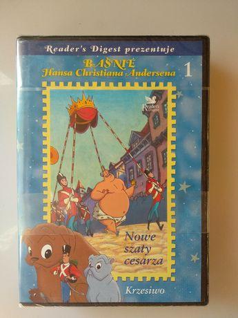 Baśnie Hansa Christiana Andersena 3 x DVD