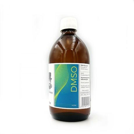 DMSO. Oczyszczony laboratoryjnie. Ultra czysty. 500 ml