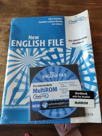 Książka do nauki angielskiego z płytą