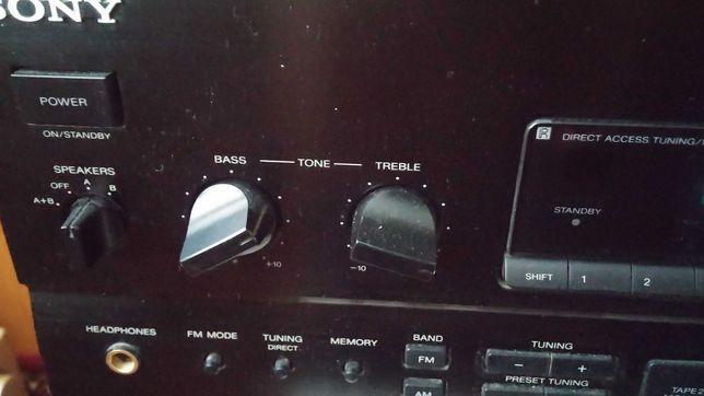 Amplituner Sony STR-GX590 made in JAPAN wysyłka tylko 5 zł :)