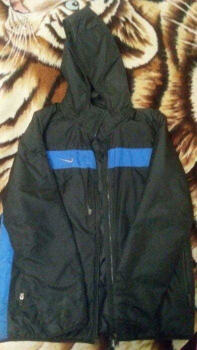 Куртка Nike тёплая. Луганск - изображение 1