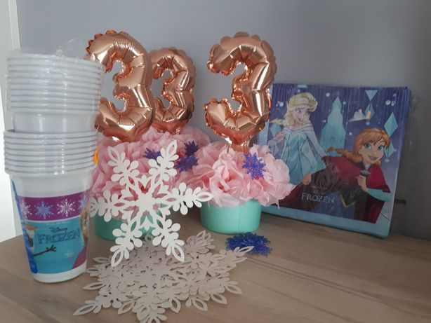 Zestaw na 3 urodziny