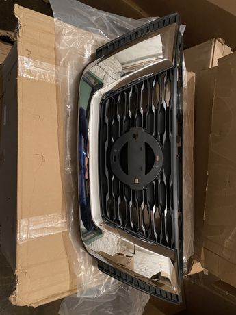 Nissan rogue x-trail решетка радиатора туманки