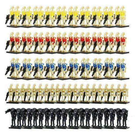 Лего дроиды фигурки Лего Звёздные Войны Lego Star Wars Дроид B1 B2