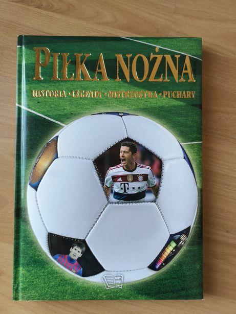 'Piłka Nożna' książka, album 200 stron