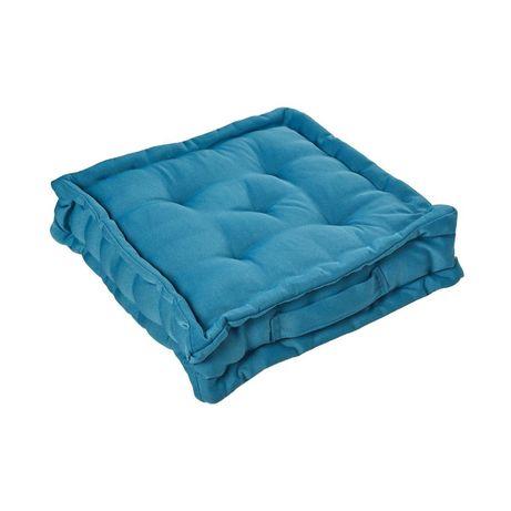 Poduszka podłogowa 40x40x10. Siedzisko na podłogę. Super jakość