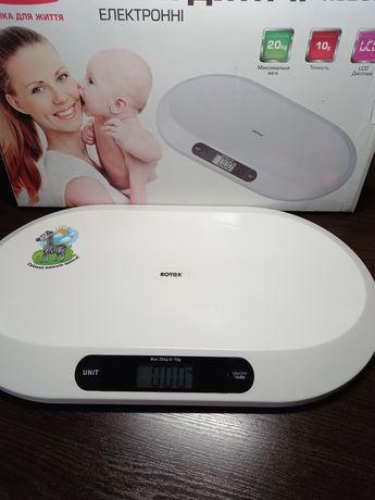 Дитячі ваги Rotex