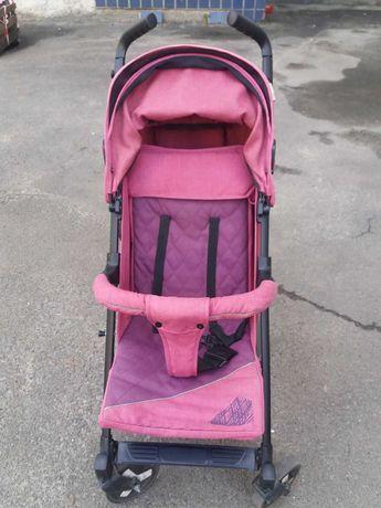 Прогулочная коляска babyhit rainbow g2 pink
